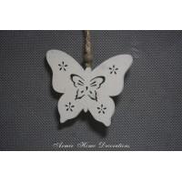 Motylki drewniane (dwa kolory)