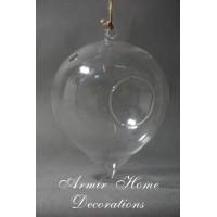Szklana kulka dekoracyjna